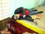 Алиева застрелили в Москве в подъезде дома
