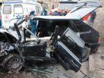 ДТП со смертельным исходом в Ереване (фото)