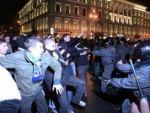 Массовая драка произошла между болельщиками «Спартака» и «Зенита»