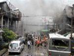Пять человек погибли, более 200 ранены при взрыве в отеле в Таиланде