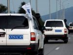 Представители ОБСЕ осмотрели обстрелянный азербайджанцами детский сад в селе Довех