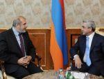 Серж Саргсян принял спецпредставителя ЕС на Южном Кавказе
