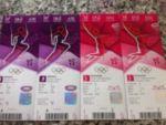 Билеты, предоставленные НОК Азербайджана продаются на улицах Лондона