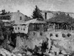В Грузии состоялась презентация альбома «Крестный путь армянского народа» художницы Нино Пирцхалаишвили