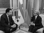 В Ереване состоялась встреча президентов Армении и Грузии