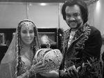 Киркоров подарил Шер корону