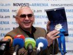 Президент Армении наградил Карена Шахназарова «Орденом Почета»