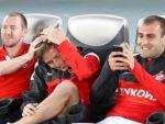 Юра Мовсисян сделал запись в Facebook после забитого гола за «Спартак»