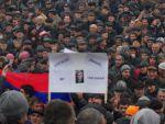 На Площади Свободы Еревана начался митинг против действующего режима