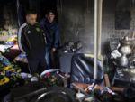 Клубный офис «Бейтара» подожгли из-за чеченцев