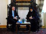 Католикос Всех Армян Гарегин II принял делегацию Бундестага Германии