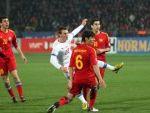 Армения — Чехия 0:0 (первый тайм)