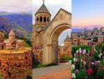В Ереване стартовала Кавказская туристическая выставка 2013