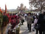 Армянская Апостольская церковь 24 марта празднует Цахказард — Вербное воскресенье
