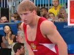 Артур Алексанян победил Азербайджанского борца и вышел в финал