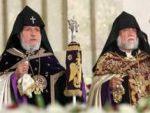 Два армянских католикоса требуют у Турции вернуть конфискованные армянские церкви