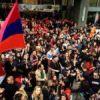 В Марселе 2000 человек шествовали с требованием признать Геноцид армян