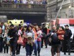 Последние данные о взрыве в Праге: четыре человека погибли