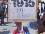 У посольства Турции Иране прошла акция протеста с осуждением Геноцида армян