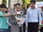 Азербайджанские студенты в Турции протестуют против принудительного участия в праздновании дня рождения Гейдара Алиева