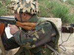 В Нагорном Карабахе в результате стрельбы со стороны Азербайджана ранен солдат