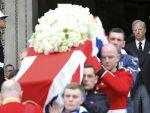 На похороны Тэтчер пришли лондонские геи