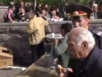 Голодные толпы людей шли даже из Еревана и областей