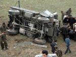 В Азербайджане очередной ДТП с военнослужащими