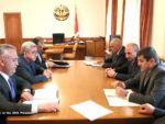 Главы двух армянских государств обсудили экономическое сотрудничество