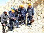 Президент НКР посетил южную часть Кашатагского района