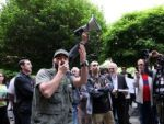 Протест против подорожания газа: демонстранты двинутся к резиденции президента Армении