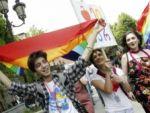 В Тбилиси задержаны участники разгона акции в защиту геев