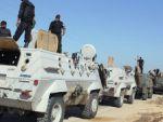 Египет проводит широкомасштабную операцию у границ Израиля