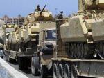 Египет перебрасывает на Синай войска для освобождения похищенных солдат
