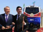 Президенты Казахстана и Туркмении открыли дорогу, дающую выход к Персидскому заливу