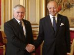 Налбандян встретился в Париже с главой МИД Франции