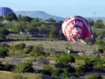 Воздушный шар с 25 туристами разбился в Турции
