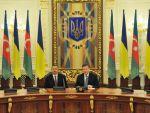 Президент Азербайджана считает Украину дружественной страной и стратегическим партнером