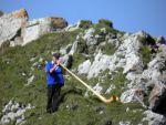 Армяне услышат звучание инструмента альпгорн