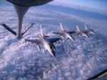 Четыре истребителя будут переброшены на Литву