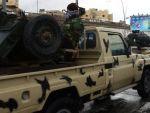 Теракт в Ливии. Террористы захватили в Триполи отель. число жертв теракта уже возросло до восьми