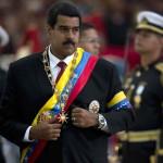 VENEZUELA-MADURO-INAUGURATION