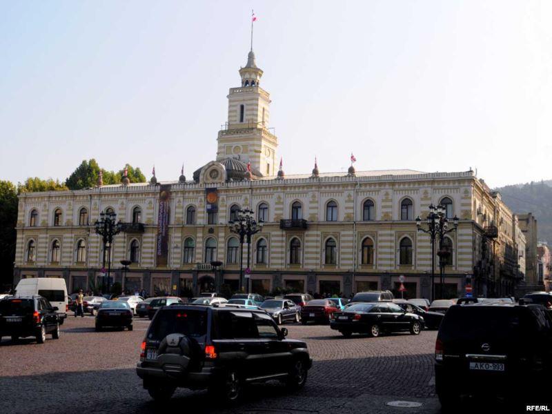 Вызванных на допрос сотрудников мэрии Тбилиси задержала Следственная служба Минфина