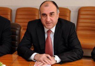 Встреча глав МИД Азербайджана и Армении