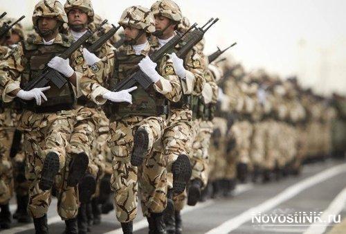 Военно-морские силы Ирана на Каспии