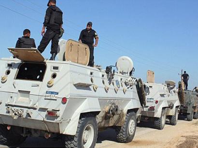 Новости ближнего Востока. Север Синая, Египет