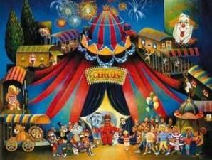 Бесплатные посещения цирка-шапито для жителей и гостей Армении