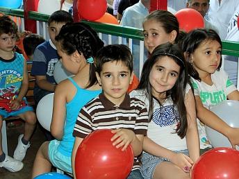 Летний отдых детей и сотрудников ЗАО