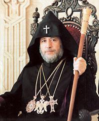 О важности культурного наследия заявление Гарегин II
