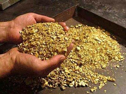 Начаты работы по добыче золота в Азербайджане на втором месторождении